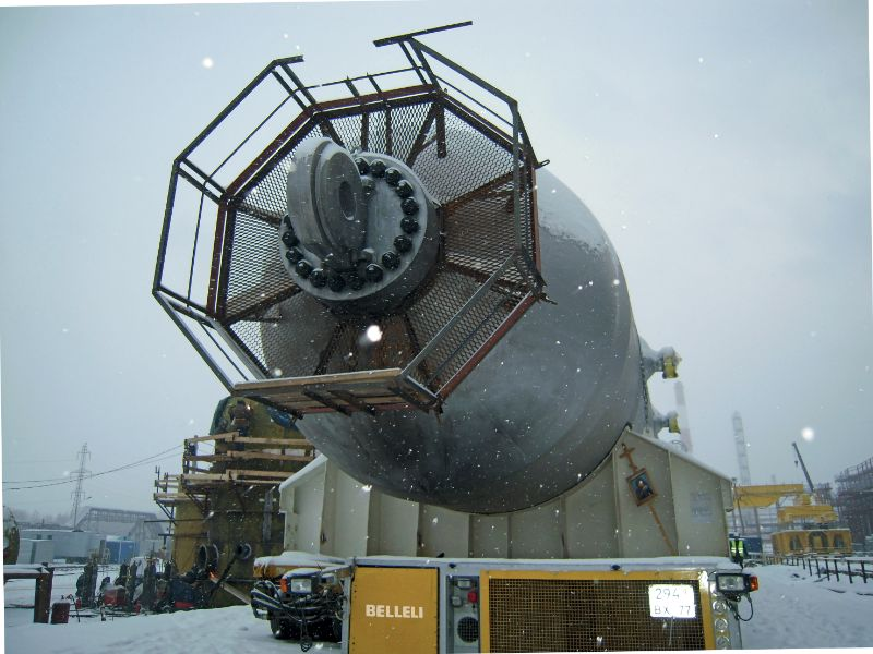Research for the developemnt of a new welding technology for Heavy Well reactors-Monoweld