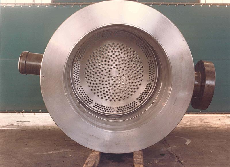 First Ammonia Equipment